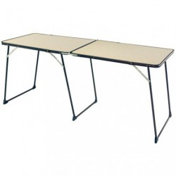 TABLE PLIANTE DUROLAC 160X60CM