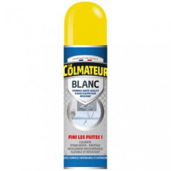 LE COLMATEUR SPRAY BITUME BLANC 405ML