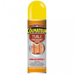 LE COLMATEUR SPRAY BITUME TUILE 405ML