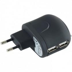 CHARGEUR USB SECTEUR 2 AMPERES