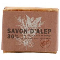 SAVON D'ALEP 180G 30%         ASALEP04