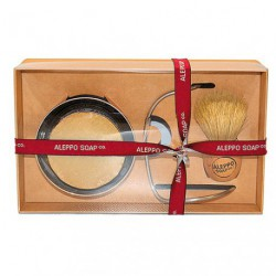 COFFRET DU BARBIER 4 PIECES