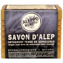SAVON DETACHANT ALEP 250G