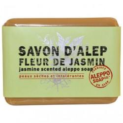 SAVON D'ALEP FLEUR DE JASMIN 100G