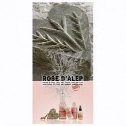 AFFICHE DIPTYQUE AS ROSE D'ALEP