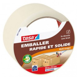 CLASSIC EMB.PP SOLIDE TRANSP.66X50