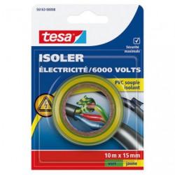 CLASSIC ISOL.ELECTRIQ.JAUNE/VERT 10X15