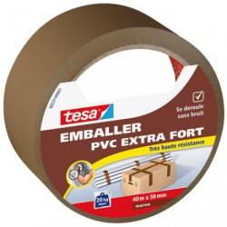 CLASSIC EMB.PVC EX.FORT BRUN 40X50