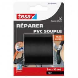 CLASSIC REP. PVC SOUPLE NOIR      5X50