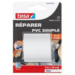 CLASSIC REP. PVC SOUPLE BLANC     5X50