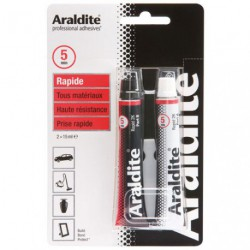 ARALDITE RAPIDE 2X15ML