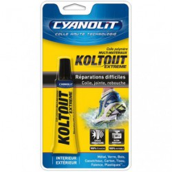 RESISTE KOLFORT MULTIMATERIAUX T.20ML