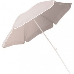 PARASOL D.240CM INCLINABLE CREME