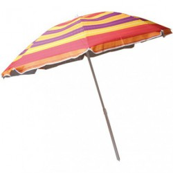 PARASOL D.180CM INCLINABLE TNT ASSORTI
