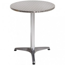 TABLE BISTROT D.60CM                *G