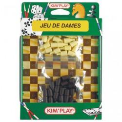 JEU DE DAMES                        /P