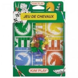 JEU DE PETITS CHEVAUX               /P