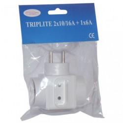TRIPLITE 2X16A+1X6A SACHET