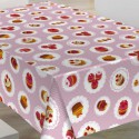 NAPPE TOILE CIREE MATCH CUPCAKE ROS140