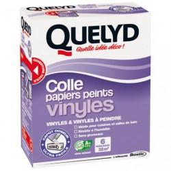 QUELYD COLLE P.PEINT VINYL 300GR