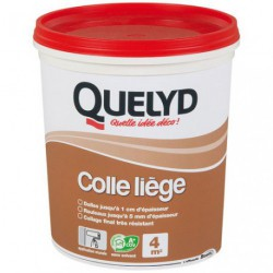 QUELYD COLLE DEC.LIEGE POT  1KG