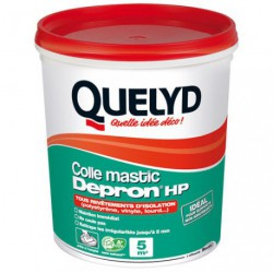 QUELYD COLLE DEPRON PLUS POT 1KG