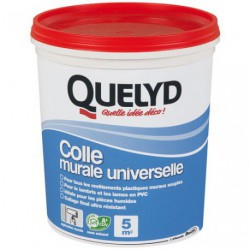 QUELYD COLLE DEC.MUR.UNIVERSEL.POT 1KG