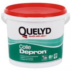 QUELYD COLLE DEPRON SEAU  6KG