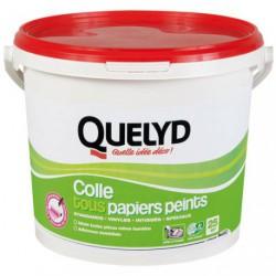 QUELYD COLLE TOUS PAPIERS PEINTS 5 KG