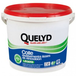 QUELYD COLLE REVETEMENTS LISS/LEGER5KG