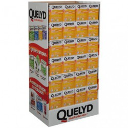 QUELYD COLLE P.PEINT STAND.250G BOX/96