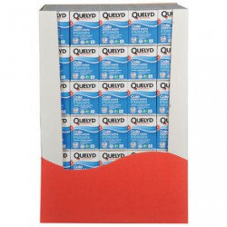 QUELYD COLLE PAPIER INTISSE 300G BOX96