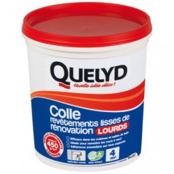 QUELYD COLLE REVETEMENTS LOURDS 1KG