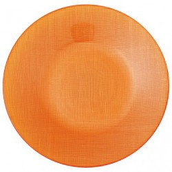 ASSIETTE ASTRID DESSERT ORANGE MOY.21C