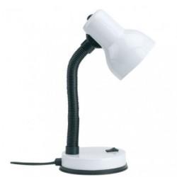 LAMPE DE BUREAU RECKY E14 BLANC