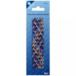 TRESSE MULTIFILS POLYESTER