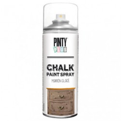 PINTY PLUS BBE CRAIE 400ML MARRON  MAT