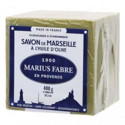 SAVON MARSEILLE HUILE OLIVE CUBE 400G