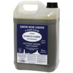 SAVON NOIR LIQUIDE DE MARSEILLE 5L 5NL