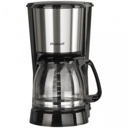 CAFETIERE FILTRE AMOVIBLE 15T 800 W