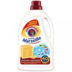 LESSIVE MARSEILLE 2.52L 40 LAVAGES