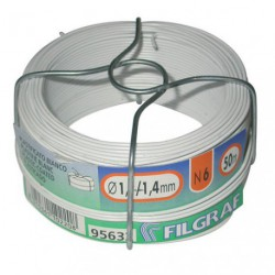 FILGRAF PLAST.BLANC 6 BOB.50M