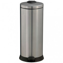 POUBELLE MAGIC 30L SILVER