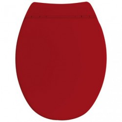 ABATTANT MDF SERENITY ROUGE
