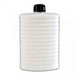 BOUILLOTTE PLAST.PLATE 1.5L BLANC