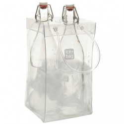 ICE BAG BASIC CLEAR KING SIZE TRANSPAR