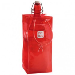 ICE BAG SAC SEAU CHAMPAGNE RGE CHERRY