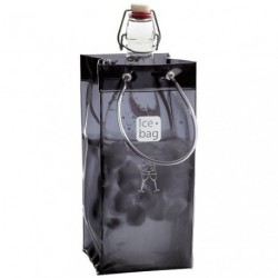 ICE BAG SAC SEAU CHAMPAGNE GRIS SMOKE