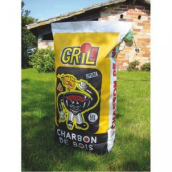 CHARBON DE BOIS 50L GRILL