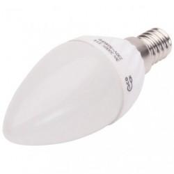 LED FLAM E14 3.8W 250LM BL.FRD  SC